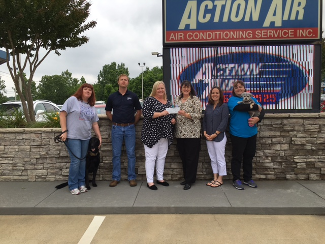 Action Cares Action Air Clarksville