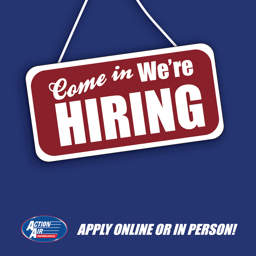 action air is hiring action air clarksville we currently have 1 open position here at action air our career page to the application form