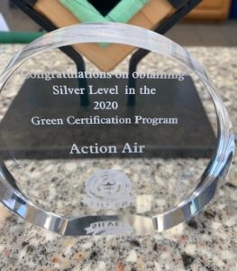Action-Air-Clarksville-Silver-Level-Award